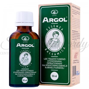 Argol Essenza Balsamica 100ml